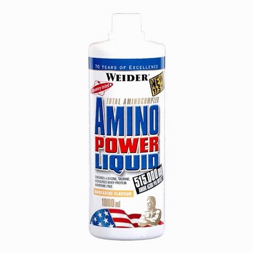 7607Weider Amino Power Liquid