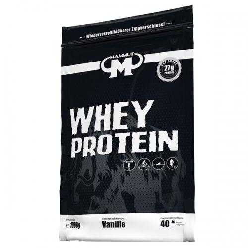 Mammut-Whey-Protein-Vanille